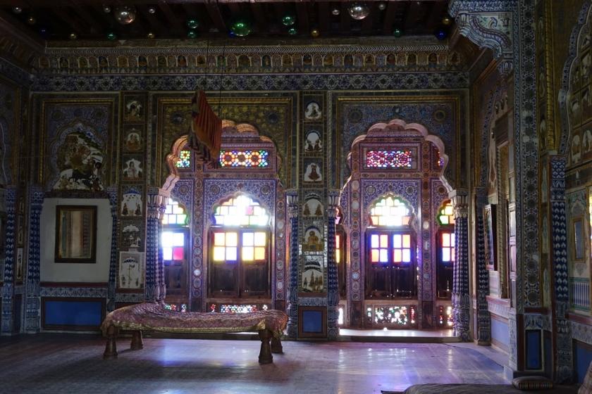 Jodhpur - fuerte Mehrangarh (46)