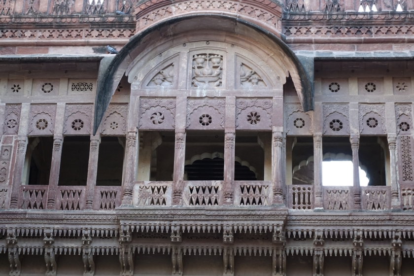 Jodhpur - fuerte Mehrangarh (61)