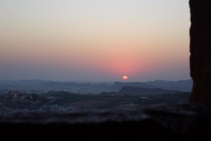 Jodhpur - fuerte Mehrangarh (70)