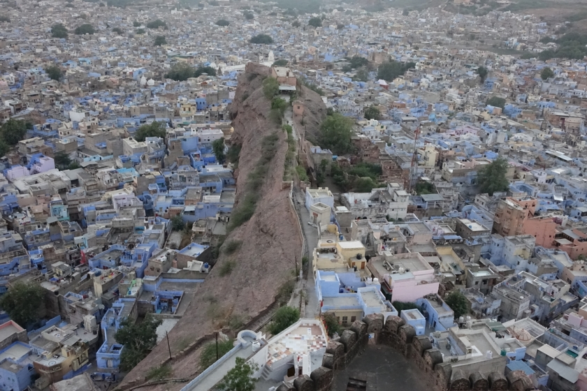 Jodhpur - fuerte Mehrangarh (71)