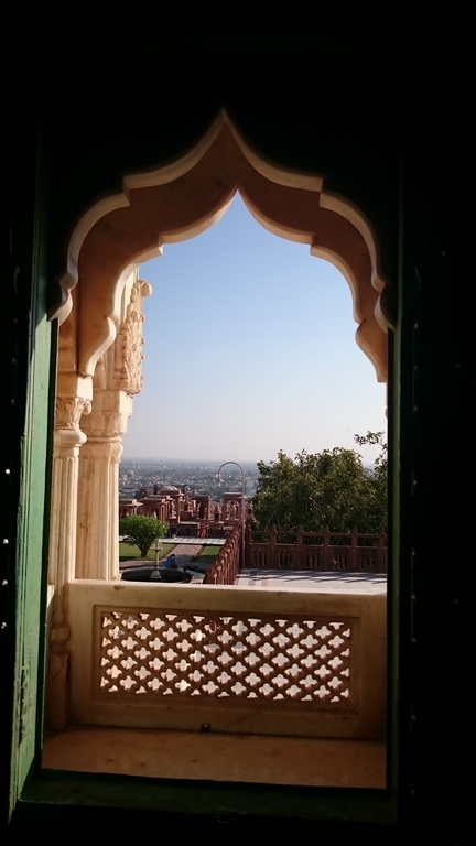 Jodhpur - Mausoleo Jaswant Thada (11)