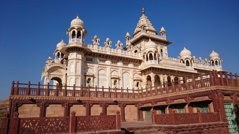 Jodhpur - Mausoleo Jaswant Thada (18)