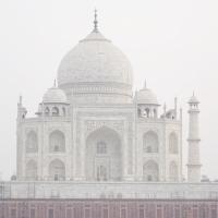 El Taj Mahal, una preciosa historia de amor