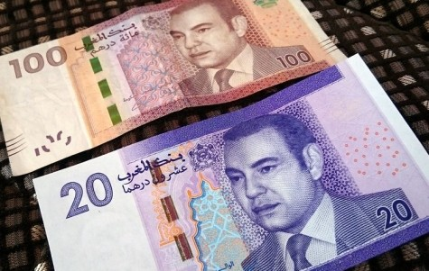 billete marruecos