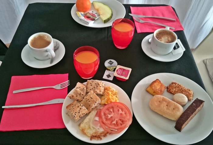 desayuno Suances