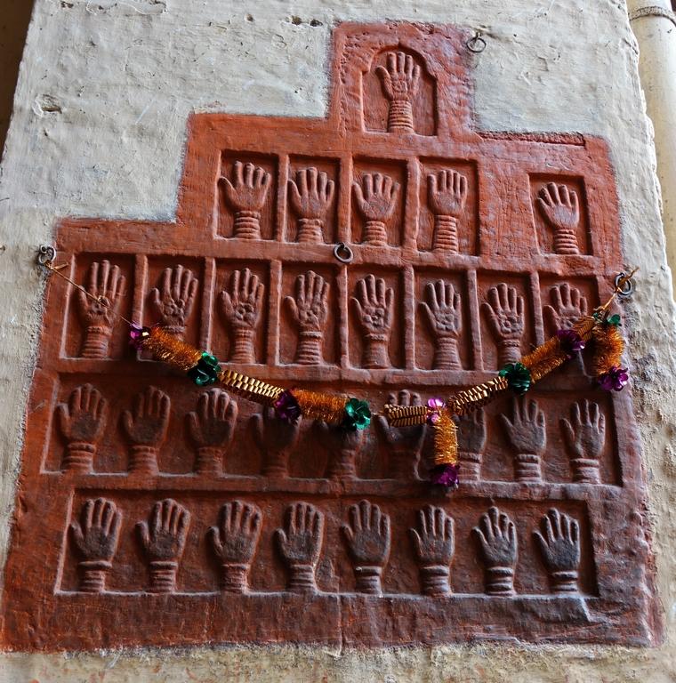 Jodhpur - fuerte Mehrangarh (29)