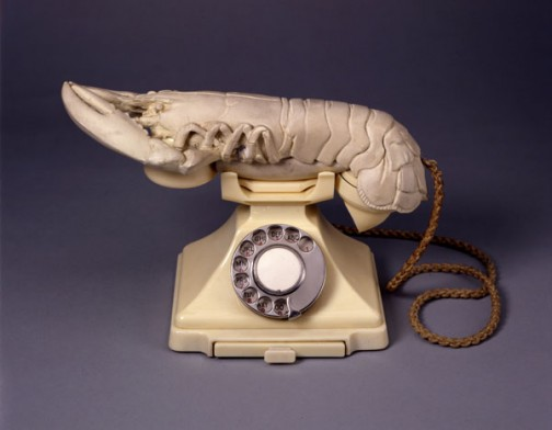 Lobster-Phone-Museo Dali_San Petersburgo_USA