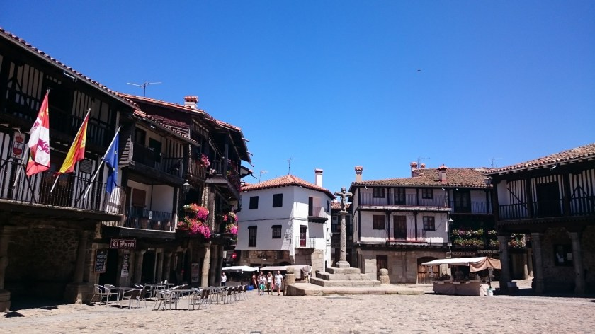La Alberca Sierra Francia