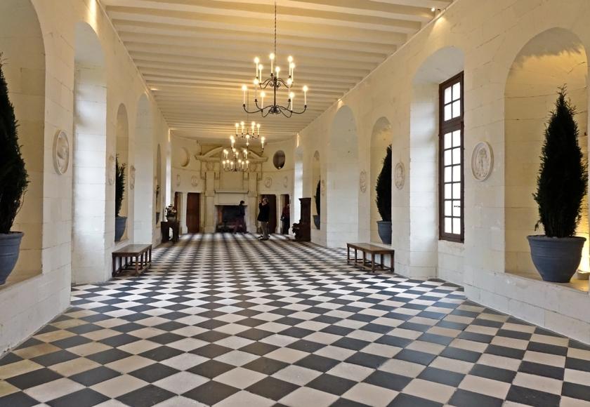 galeria castillo chenonceau