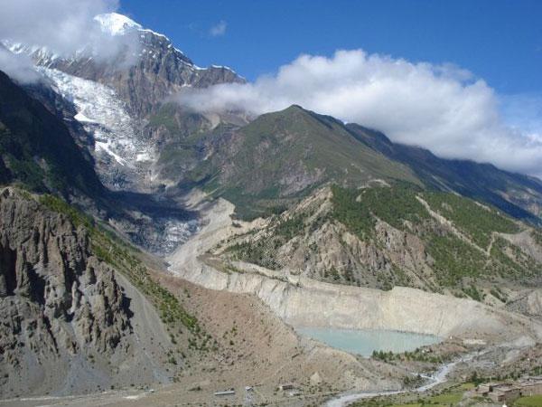 glaciar-en-los-annapurnas