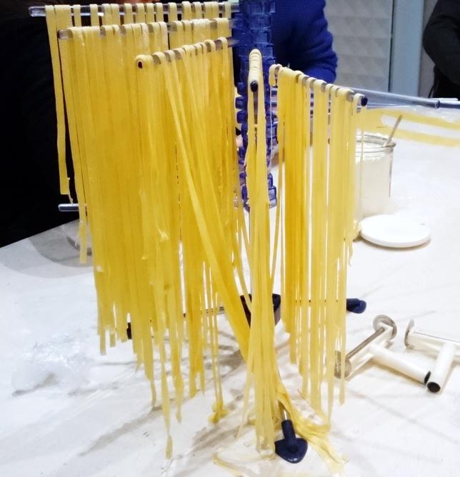 tendedero pasta fresca