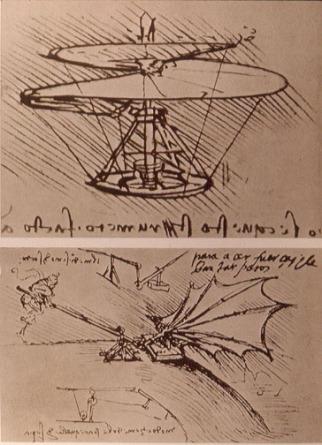 Prototipos de artefactos voladores