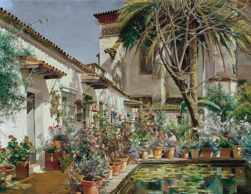 Compás del Convento de Santa Paula - Museo Carmen Thyssen