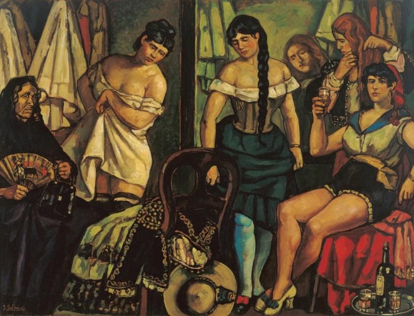 Coristas - Museo Carmen Thyssen