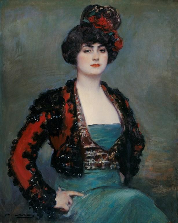 Julia - Museo Carmen Thyssen