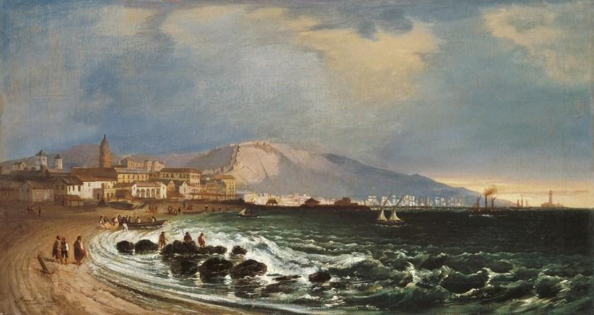 Puerto de Málaga - Museo Carmen Thyssen