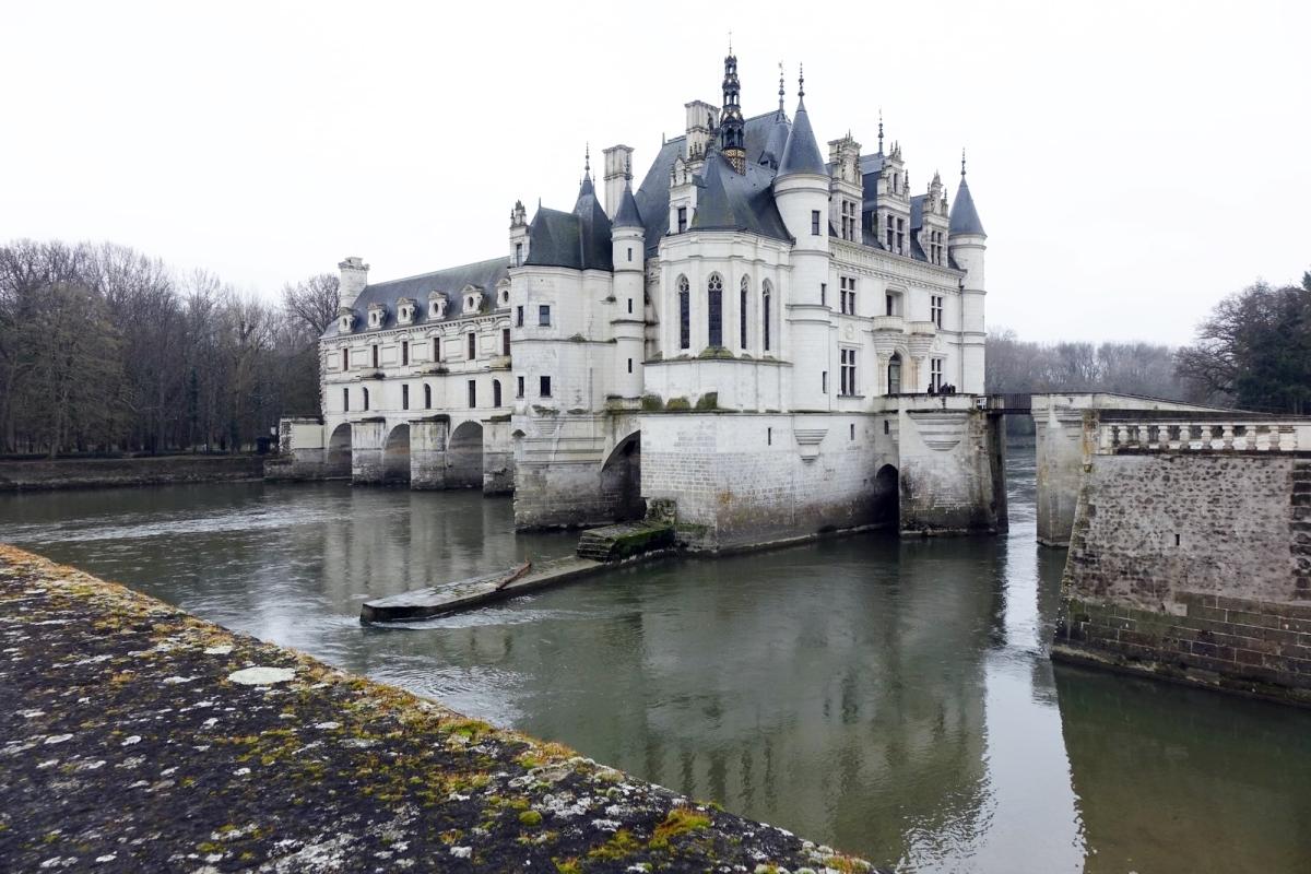Chenonceau, el castillo de las damas en la Ruta del Loira