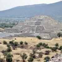 """Teotihuacan, la """"ciudad de los dioses"""", México DF"""
