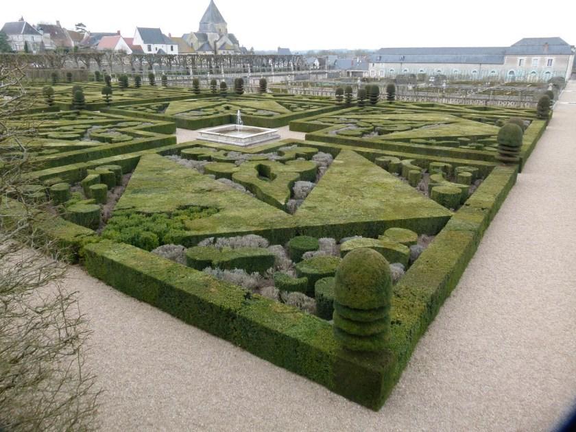 castillo villandry ruta del loira (15)