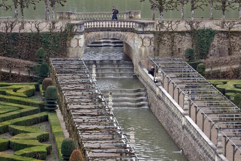 castillo villandry ruta del loira (16)