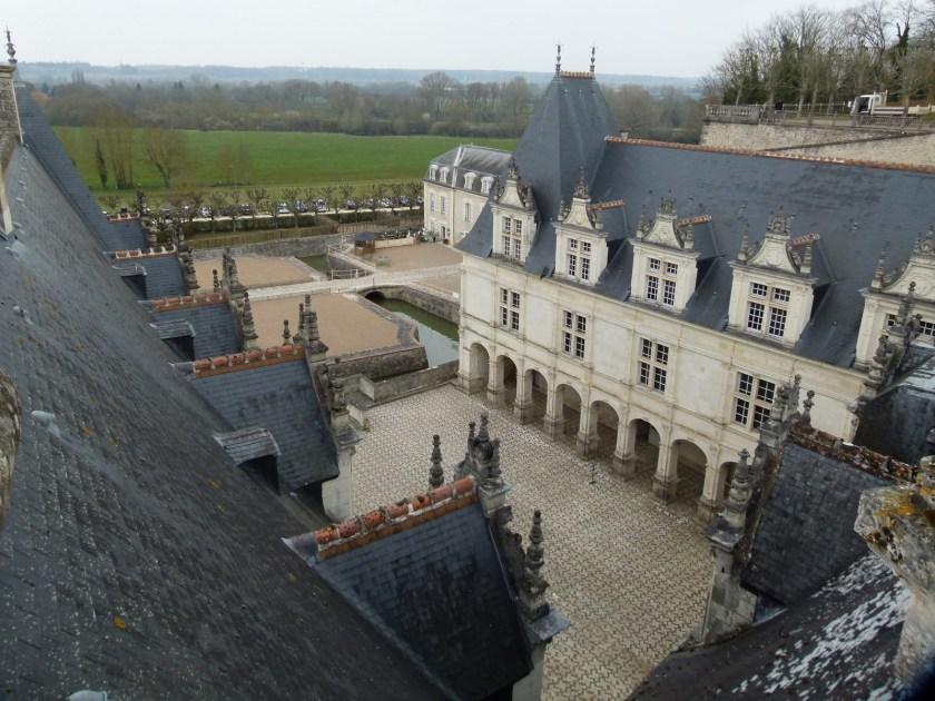 castillo villandry ruta del loira (17)