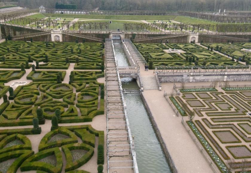 castillo villandry ruta del loira (18)