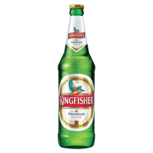 kingfisher india cerveza