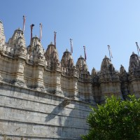 Ranakpur, lugar sagrado para el jainismo en India