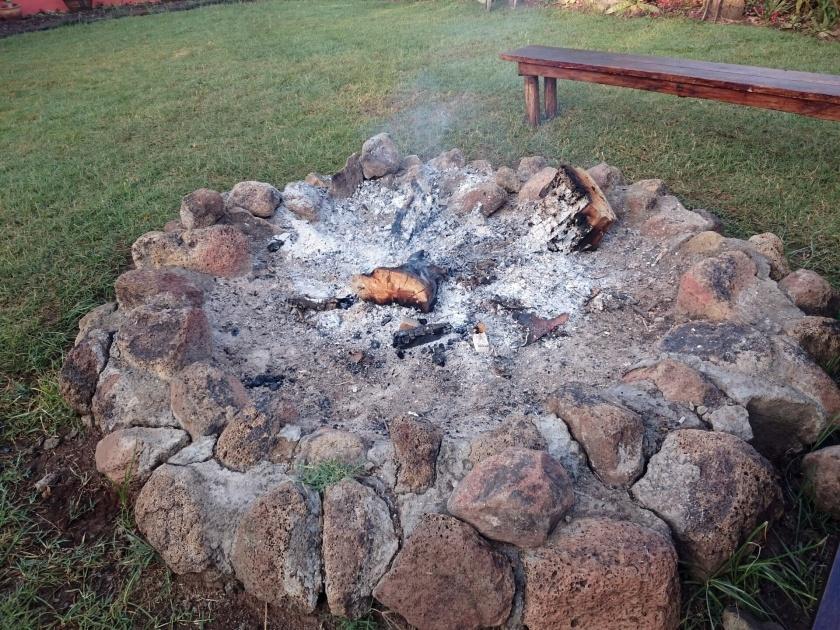 fuego campamento nakuru