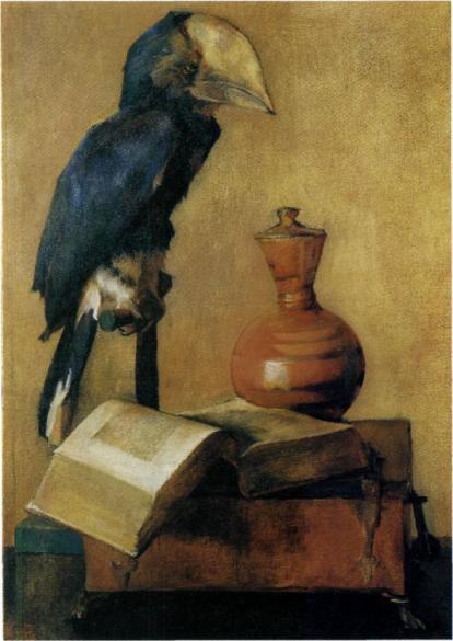 karen-blixen-painting-bird
