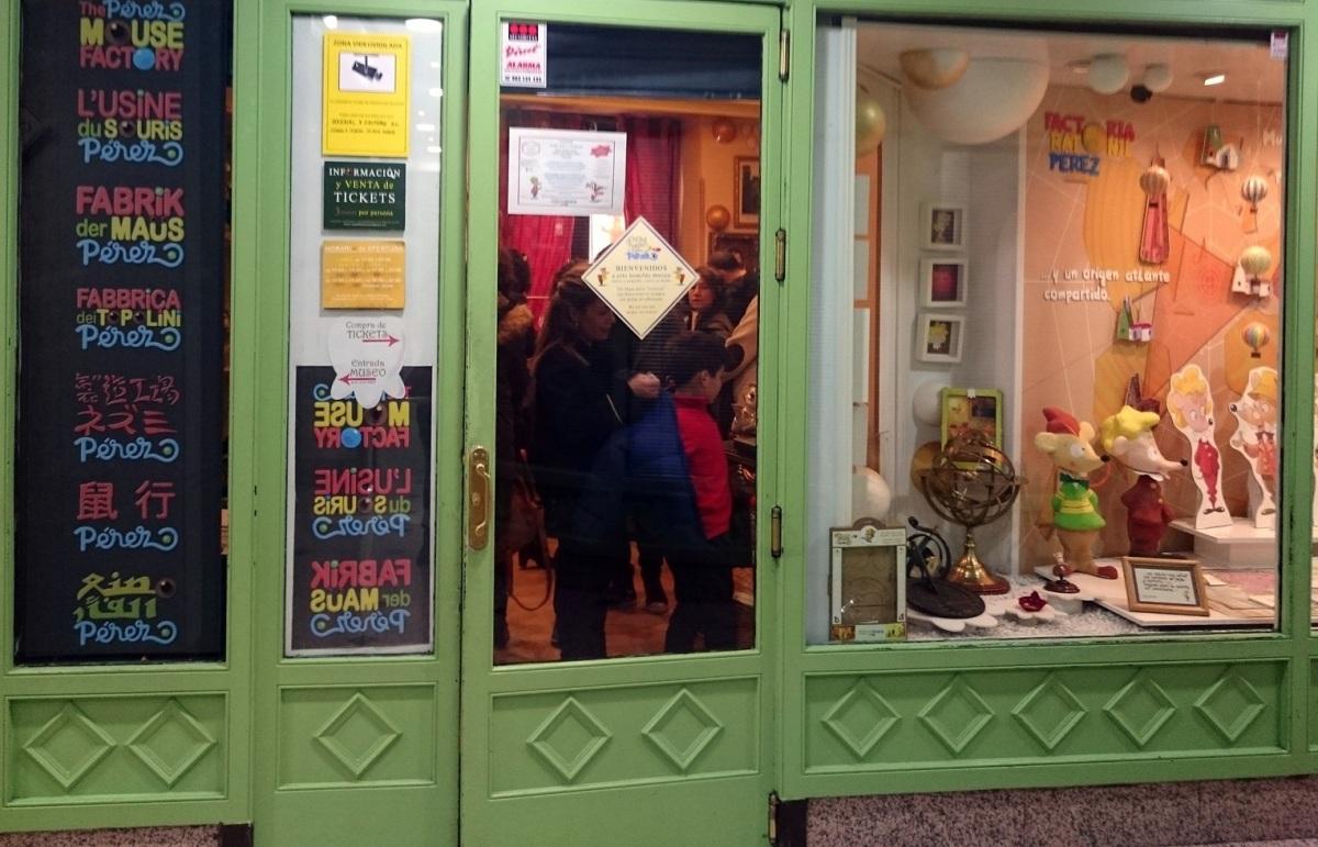 Casa Museo Ratón Pérez en Madrid, un viaje a la infancia