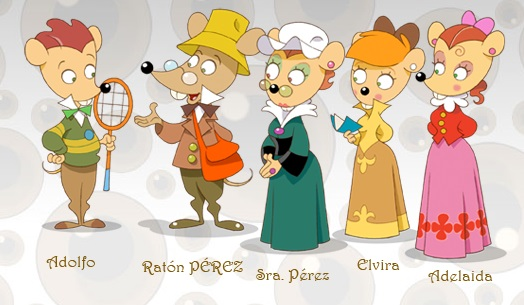 familia-perez-museo-raton-perez-madrid