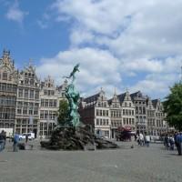 """Amberes, la """"ciudad de los diamantes"""" de Bélgica"""