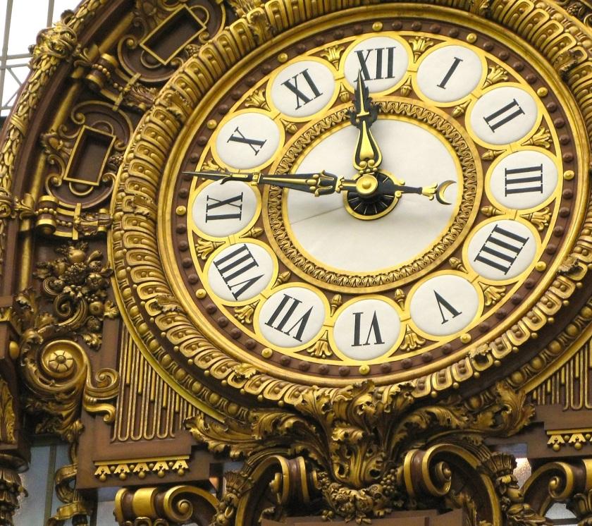 reloj museo orsay 1