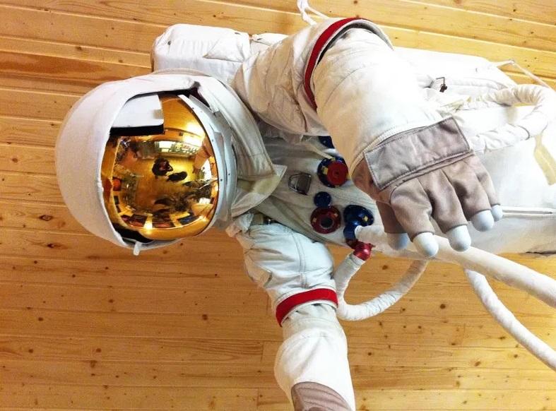 astronauta fresnedillas oliva museo