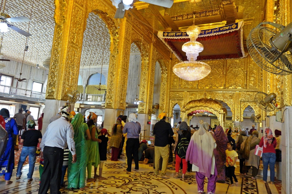 Tratando de entender a los sikhs, India