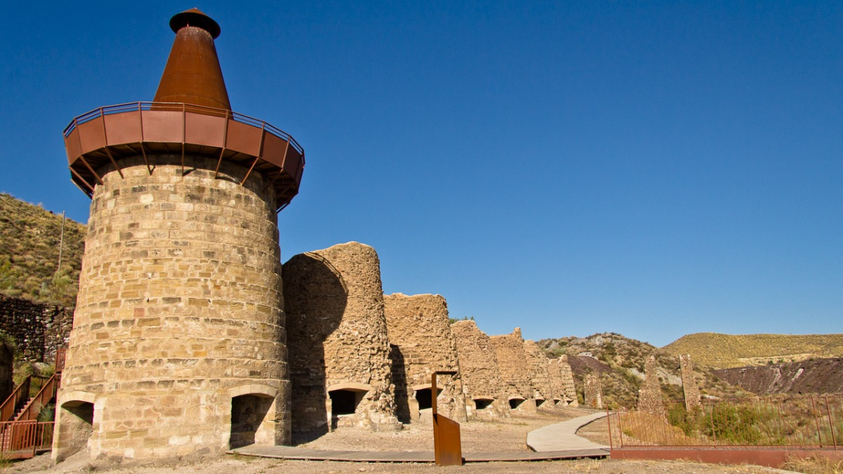Hornos De Calcinaci 243 N En Lucainena De Las Torres Almer 237 A