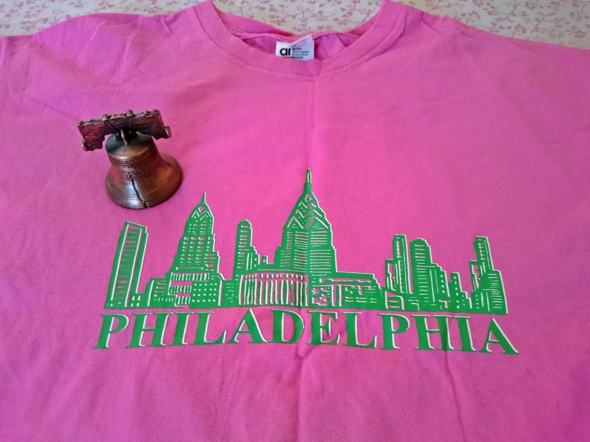 camisetas viajeras philly