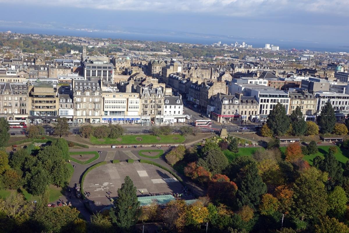 Edimburgo para principiantes