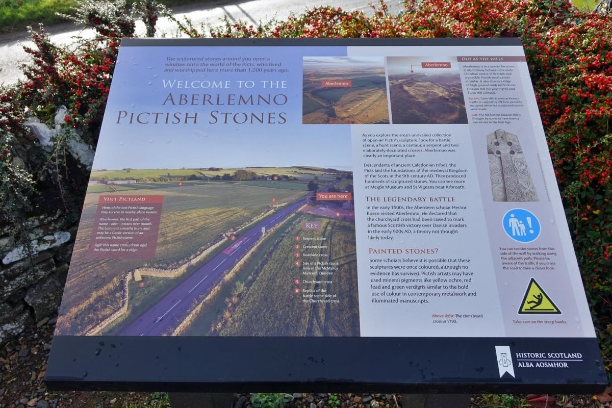"""Círculos de piedras y """"pictos"""", la cultura más ancestral de Escocia"""