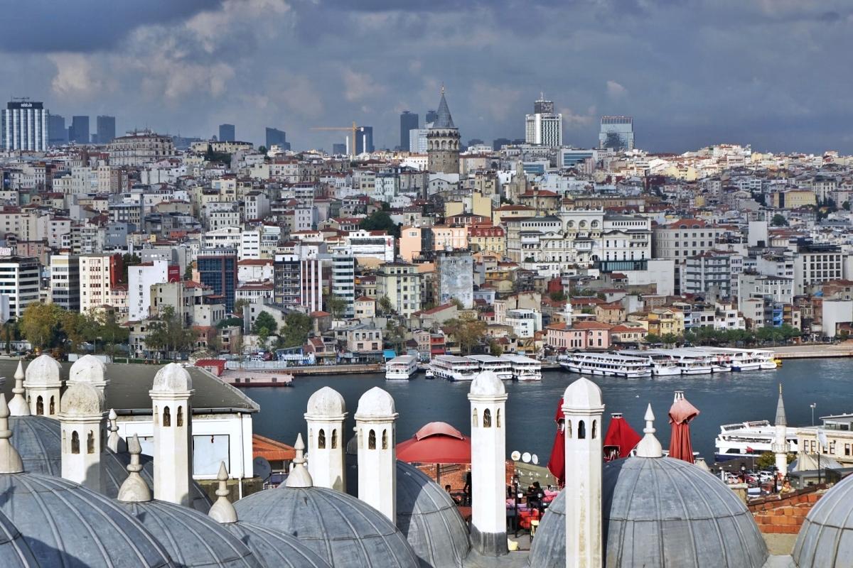 Postales desde Turquía