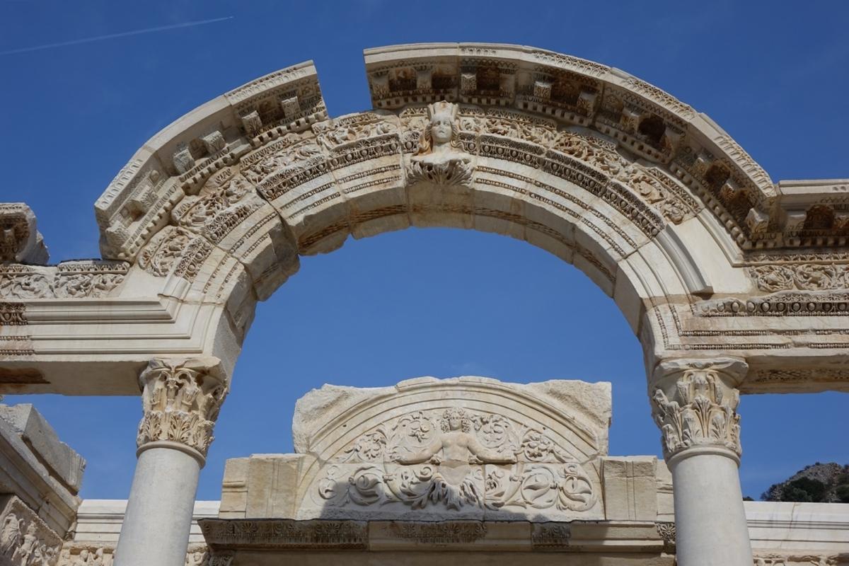 Lugares con historia, Éfeso