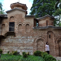 Iglesia de Boyana, un tesoro medieval en las afueras de Sofía
