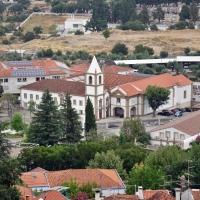 "Castelo Branco, capital de la ""Beira Baixa"" en Portugal"
