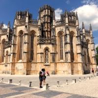 Monasterio de Batalha, obra maestra del gótico portugués