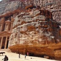 """Petra, el destino más """"top"""" de Jordania"""
