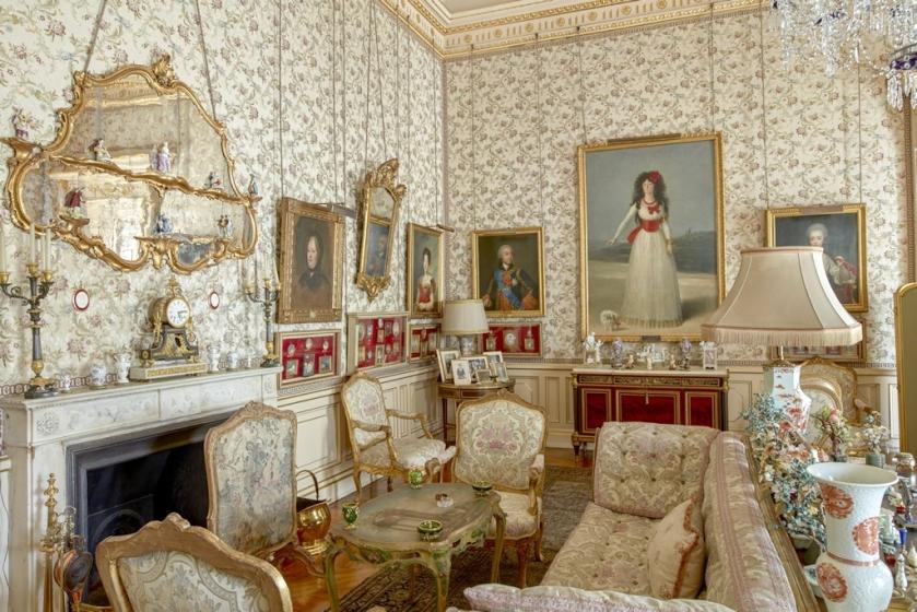 fuente imagen: Palacio de Liria