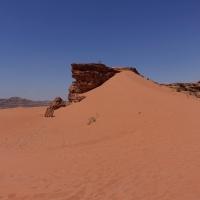Wadi Rum, un desierto muy auténtico en Jordania