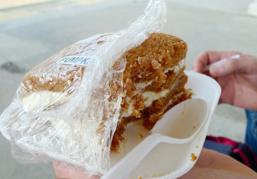 La mejor tarta de zanahoria (o tarta americana) que he probado nunca