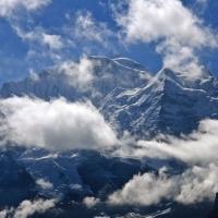 Sitios singulares, cascadas  Lauterbrunnen (Suiza)